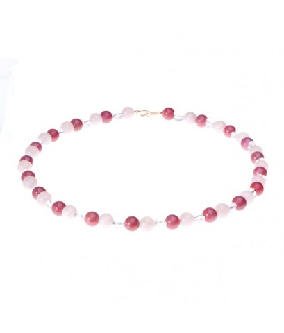 Lucky Charm Jewelry สร้อยคอซากุระ (101578)