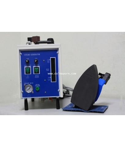 เตารีดไอน้ำอุตสาหกรรม รุ่น DL-5 ความจุน้ำ 5 ลิตร (อะไหล่อิตาลี)