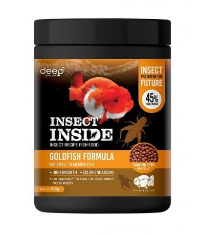 DEEP INSECT INSIDE 500 g. เม็ดจมน้ำ Mini