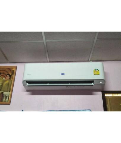 (เงินสด 28,500 ฿) แคเรียร์ 42TEVGB028-703/38TEVGB028-703 น้ำยา R32 ขนาด 25,200 btu (GEMINI Inverter)