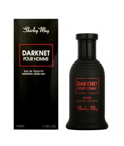 น้ำหอม Shirley May DarkNet Pour Homme 100 ml. หอมยาวนาน ราคาส่งถูกๆ W.275 รหัส A118