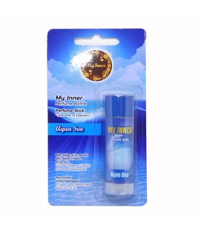 My Inner Perfume Bottle มายด์ อินเนอร์ เพอร์ฟูม บอทเทิล กลิ่น Aqua Sea ราคาส่งถูกๆ W.30 รหัส. AA41