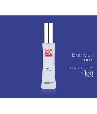 น้ำหอมไอดู น้ำหอมนำเข้าคุณภาพ บลูแมน Bluemen 30 ml. หอมยาวนาน ราคาส่งถูกๆ W.135 รหัส. A1-5