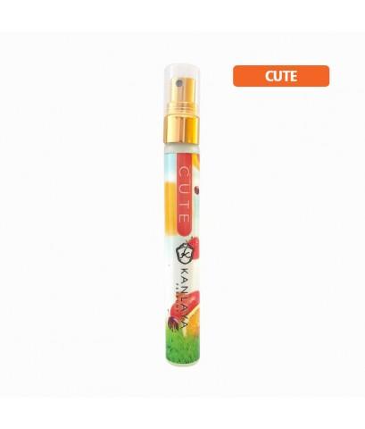 น้ำหอมกัลยา KANLAYA Perfume กลิ่น CUTE ขนาดพกพา 10 ml. หอมยาวนาน ราคาส่งถูกๆ W.35 รหัส. A290-37