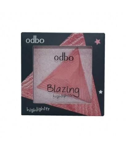ODBO Blazing Highlighter 8 กรัม No.4 W.90 รหัส.BO592