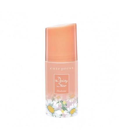 Cute press Daisy Star Deodorant โรลออน คิวท์เพรส เดซี่ สตาร์ ระงับกลิ่นกาย W.130 รหัส.BD676