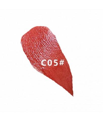 CVZ ลิปเนื้อกำมะหยี่ สีสวย สีชัด นุ่มละมุนปาก กันน้ำ ติดทน Adorable Bear W.50 รหัส. L1032-05