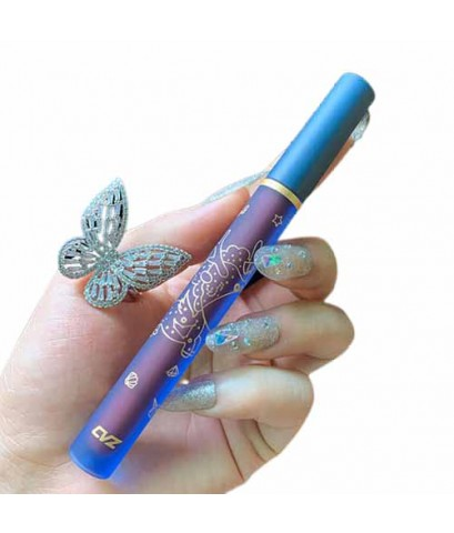 ตัวฮิต Cvz Unicorn Air Lip Glaze ลิปสติกเนื้อแมทกํามะหยี่ NO.01 W.50 รหัส. L1033-2