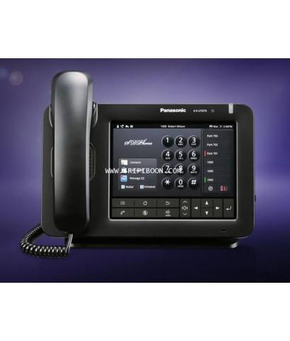 โทรศัพท์บ้าน Panasonic พานาโซนิค KX-UT670  Smart desk phone