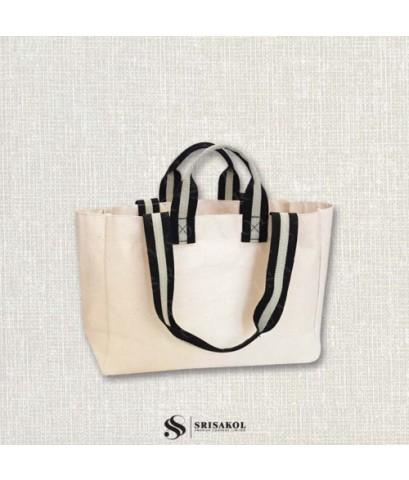 กระเป๋าผ้าแคนวาส รหัส A2130-4B