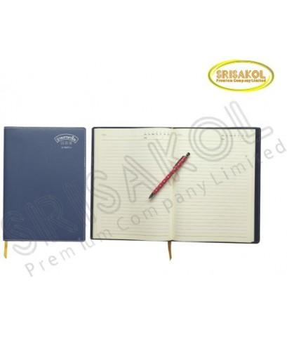 สมุด Diary / Note A4 (ปกถอดได้) รหัส A2039-3D