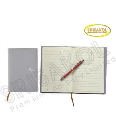 สมุด Diary / Note A5 (ปกถอดได้) รหัส A2039-7D