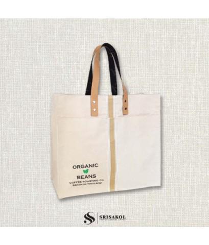 กระเป๋าผ้าแคนวาส รหัส A2130-11B