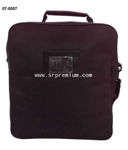 กระเป๋าเอกสารสะพายทรงตั้ง 07-0057 (83NC6)