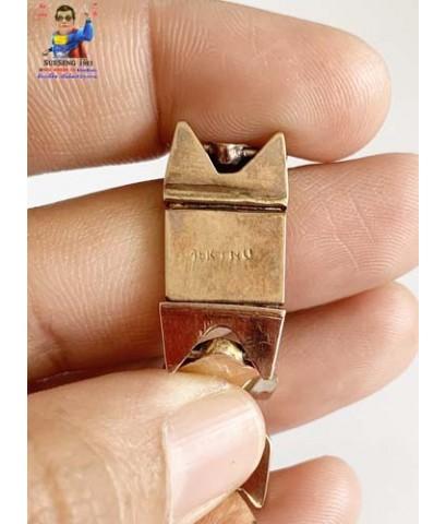สายนาฬิกาข้อมือ ทองคำ 14K
