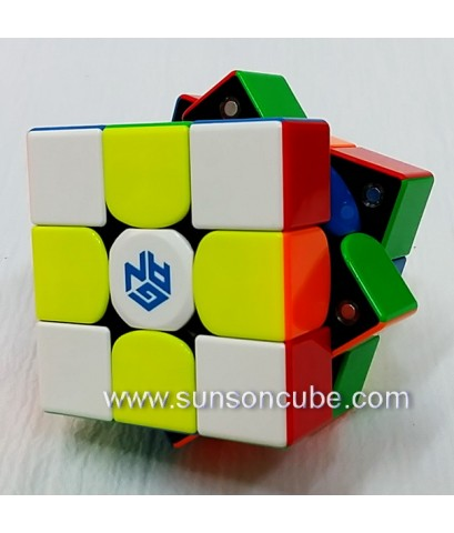 3x3x3 GAN 356X numberical IPG - Magnetic  / (Stickerless)