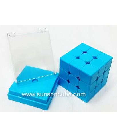 3x3x3 Moyu Weilong GTS3 - M  / Blue ( Limited edition )
