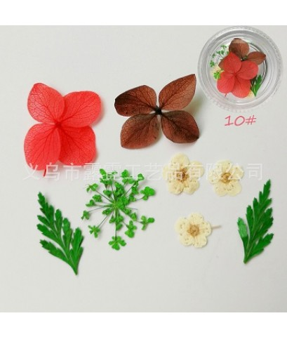 ดอกไม้ตกแต่งสบู่10 1ชุด