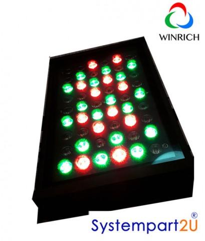 Spot Light LED สปอร์ทแอลอีดี RGBW 54PCS ราคาถูก