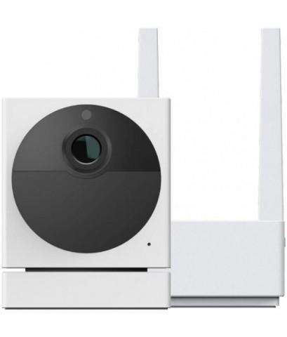 WYZE : WZEWVOD1B1* กล้องวงจรปิด  Cam 1080p Wi-Fi Outdoor Smart Home Camera