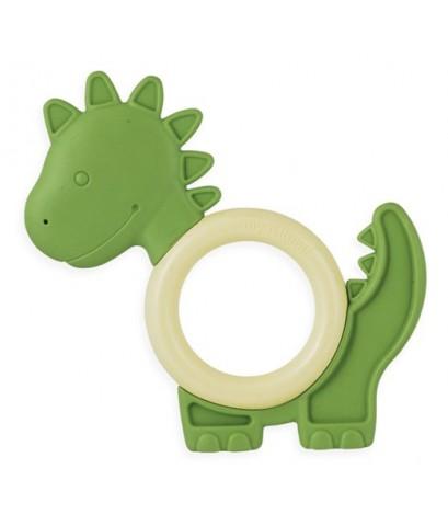Green Point : GRP46001 ยางกัด Eco Teether - Dinosaur