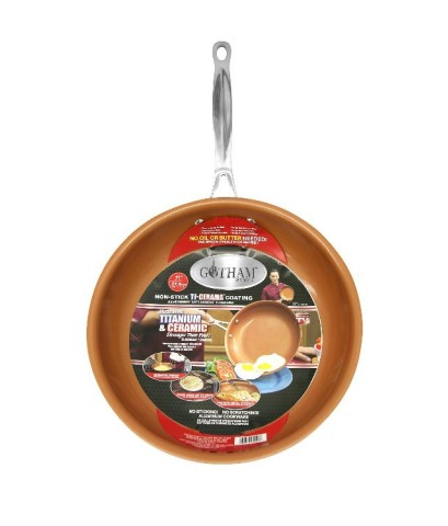 GOTHAM STEEL : GHS9949* กระทะ 11 inches Nonstick Titanium Frying Pan