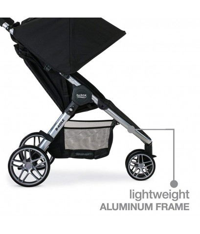 Britax : BRTU781922* รถเข็นเด็ก B-Agile Lightweight Stroller
