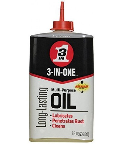 3 in 1 : 3N110038* น้ำมันหล่อลื่นอเนกประสงค์ 3-IN-ONE Multi-Purpose Oil