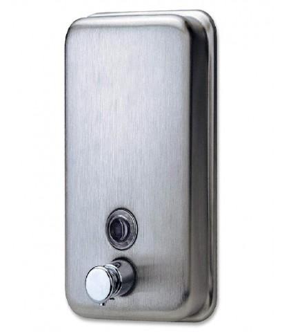 Genuine Joe : GJO02201* ที่จ่ายสบู่เหลว Stainless Steel Manual Soap Dispenser