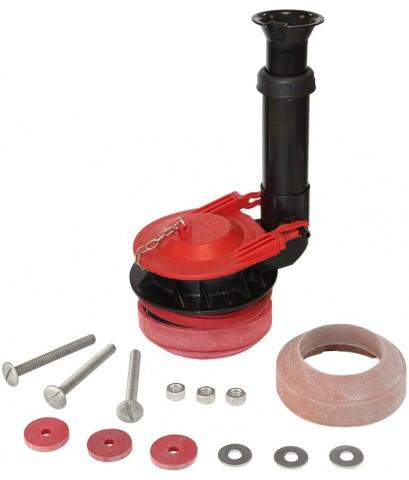 Korky : KRK5030BP* อะไหล่ชักโครก Universal Toilet Flush Valve