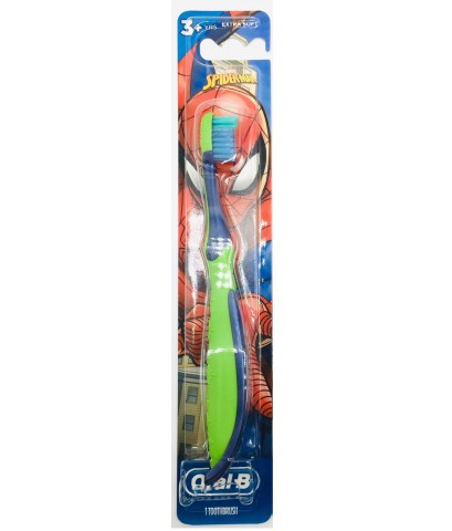 Oral-B : OLBAMZ003* แปรงสีฟัน Kids Spider Man Toothbrush - 1 pk.