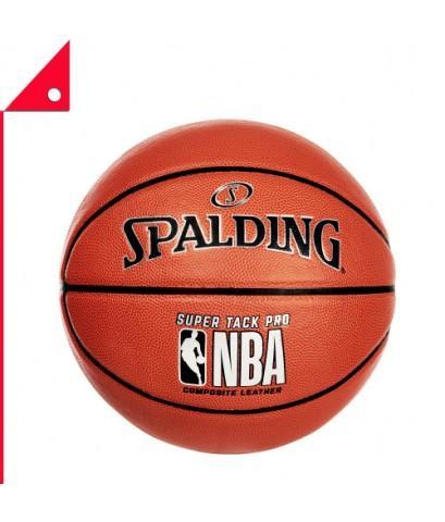 Spalding : SPDST* ลูกบาสเกตบอล NBA Super Tack Basketball, Size 6