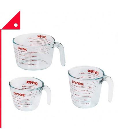 Pyrex : PYR 1118990* ถ้วยตวง Measuring Cups 3-Piece