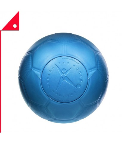 One World Play Project : OWPOWF-BLUE-4* ลูกฟุตบอล Soccer Ball - Size 4