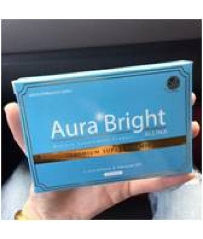 Aura Bright วิตามินเร่งผิวขาว