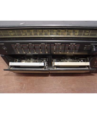 TANIN TMC-4490 Cassette Tape Radio STEREO วิทยุโบราณ ธานินทร์ ใช้งานได้ปกติ