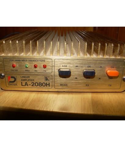 บูสเตอร์ DAIWA LA-2080H เข้า 3-5W ออก 100W