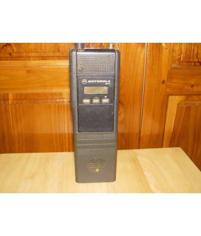วิทยุสื่อสารโบราณ Motorola STX ย่าน800 พร้อมแท่นชาร์จ