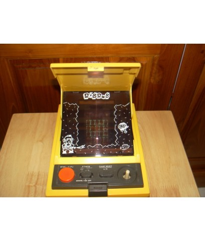 เกมส์โบราณ LSI Game Gakken DIG DUG Tabletop JAPAN