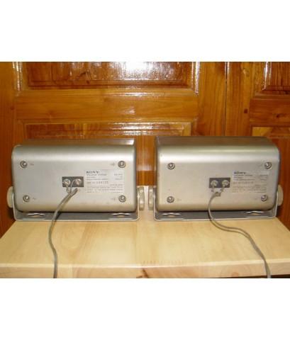 ลำโพงความไวสูง SONY Monitor/PA SS-X1A ใช้งานได้ปกติ เสียงดีมาก เหมาะใช้กับเครื่องหลอด
