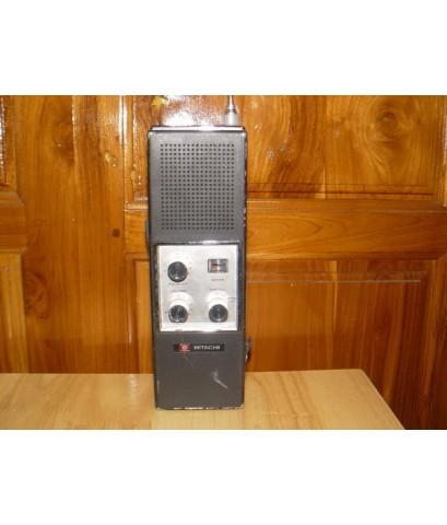 วิทยุสื่อสารโบราณ 27 Mhz. HITACHI CH-1220 Japan