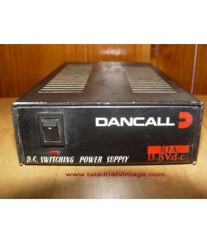 DANCALL หม้อแปลง D.C. Switching 13.8V 10A
