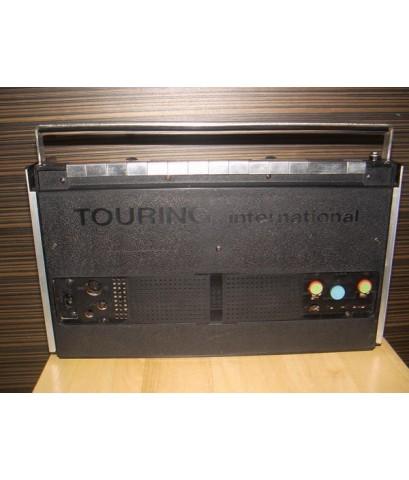 วิทยุเยอรมัน ITT SCHAUB-LORENZ TOURING International 104 multi pre-set