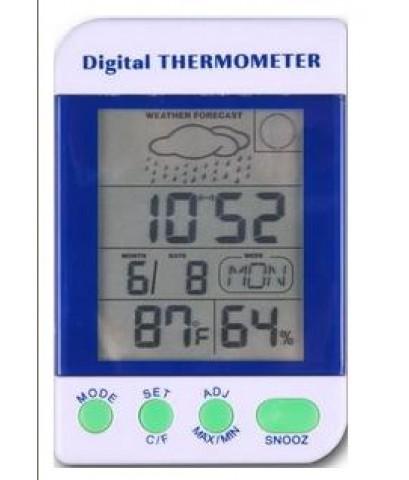 เครื่องวัดสภาพอากาศ อุณหภูมิความชื้น AMT-110