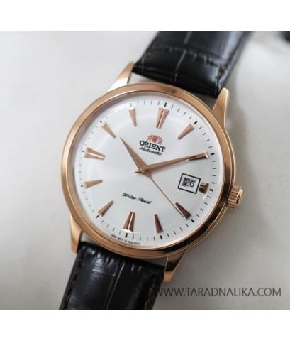 นาฬิกา Orient Automatic Classic pinkgold สายหนัง ORAC00002W