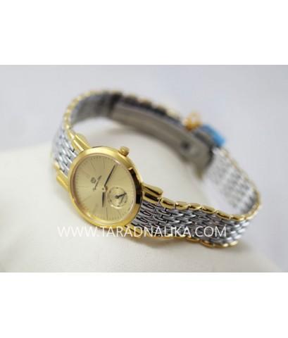 นาฬิกา Olympia Star classic for lady swiss 58012L-210 เรือนทองสองกษัตริย์