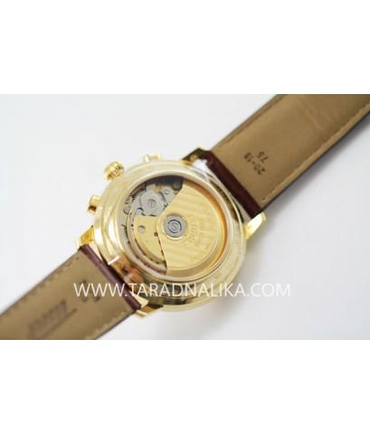Tissot Bridgeport automatic Chronograph T71.3.435.33 gold 18k