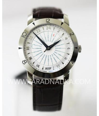 นาฬิกา TISSOT Heritage Navigator Automatic COSC Limited Edition(ขายแล้วครับ)