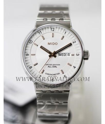 นาฬิกา MIDO ALL DIAL AD1  limited Edition 1918  M8340.4.12.1 (ขายหมดแล้วครับ)