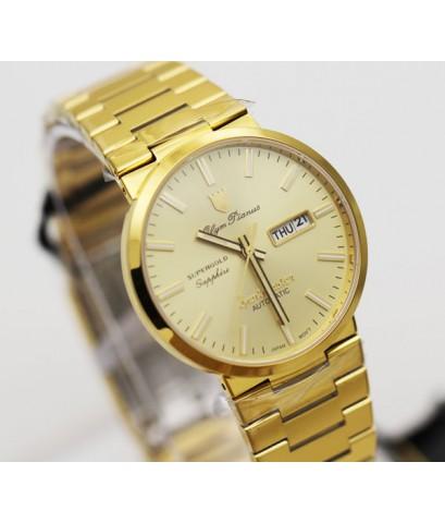 นาฬิกา Olym pianus sportmaster automatic sapphire 8909AM-434 เรือนทอง